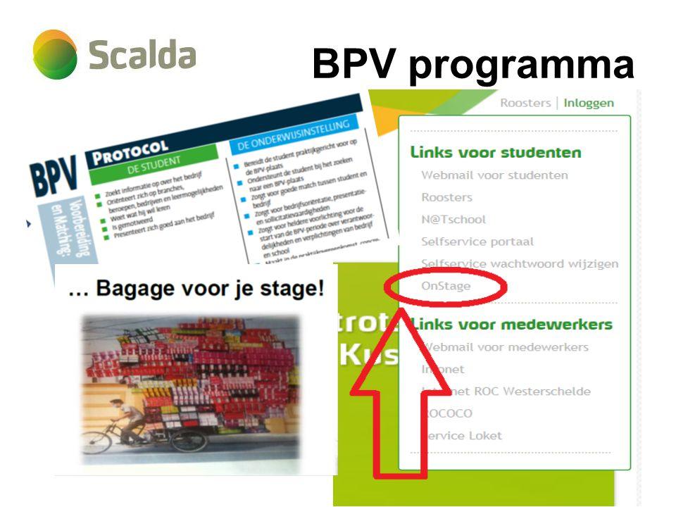 BPV programma