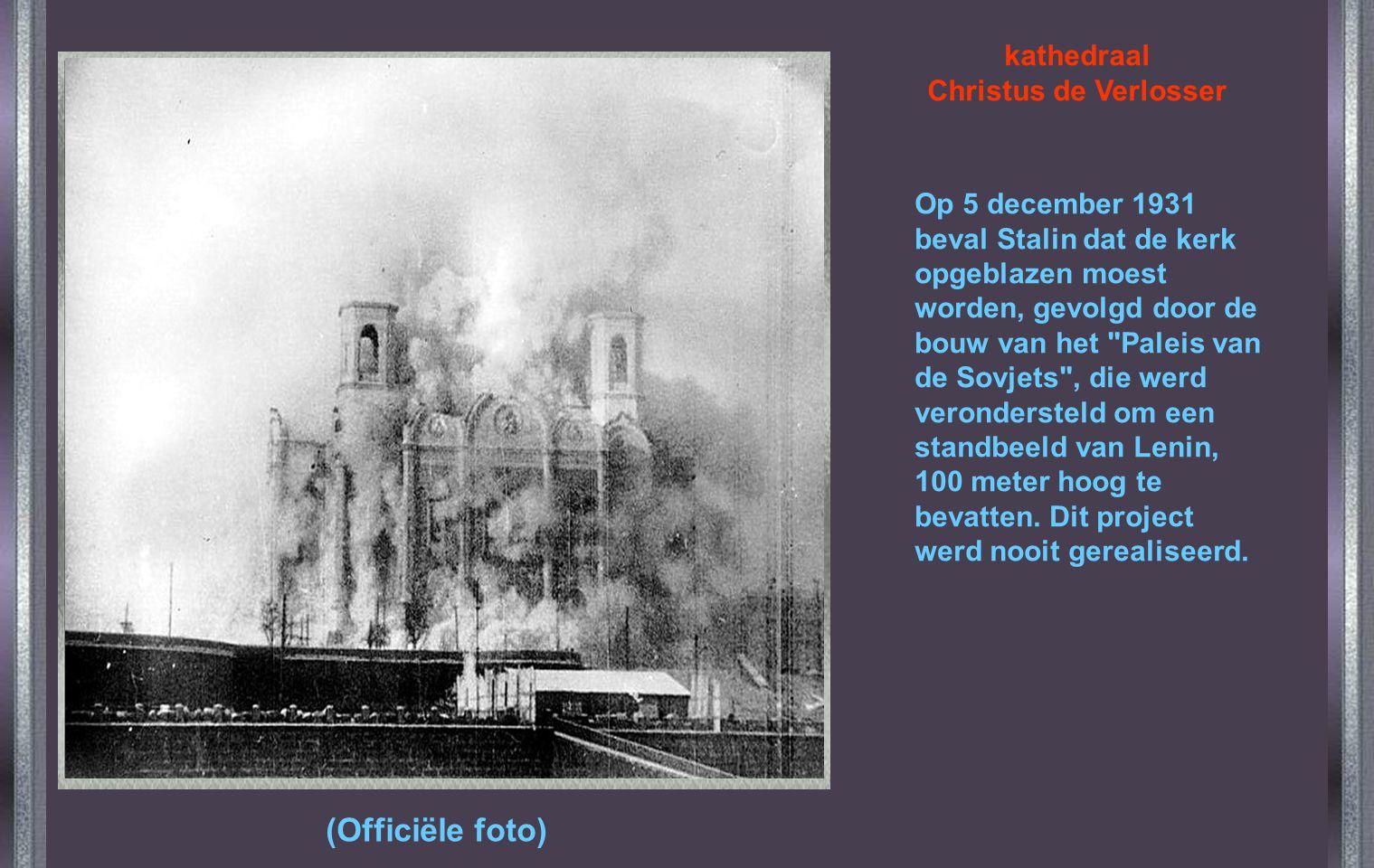 kathedraal Christus de Verlosser