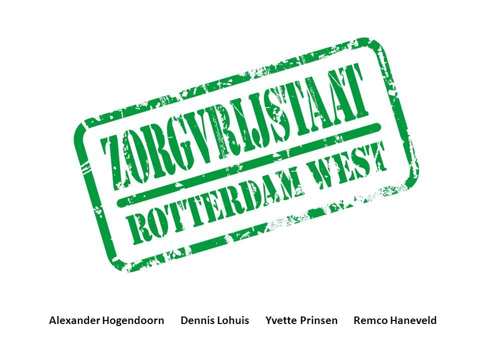 Alexander Hogendoorn Dennis Lohuis Yvette Prinsen Remco Haneveld
