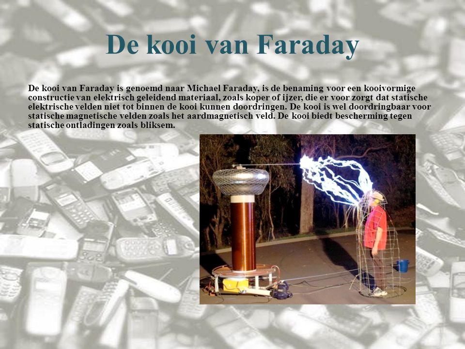 De kooi van Faraday