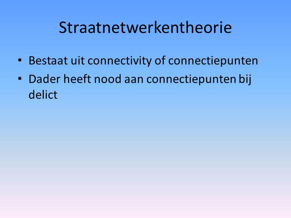 Straatnetwerkentheorie