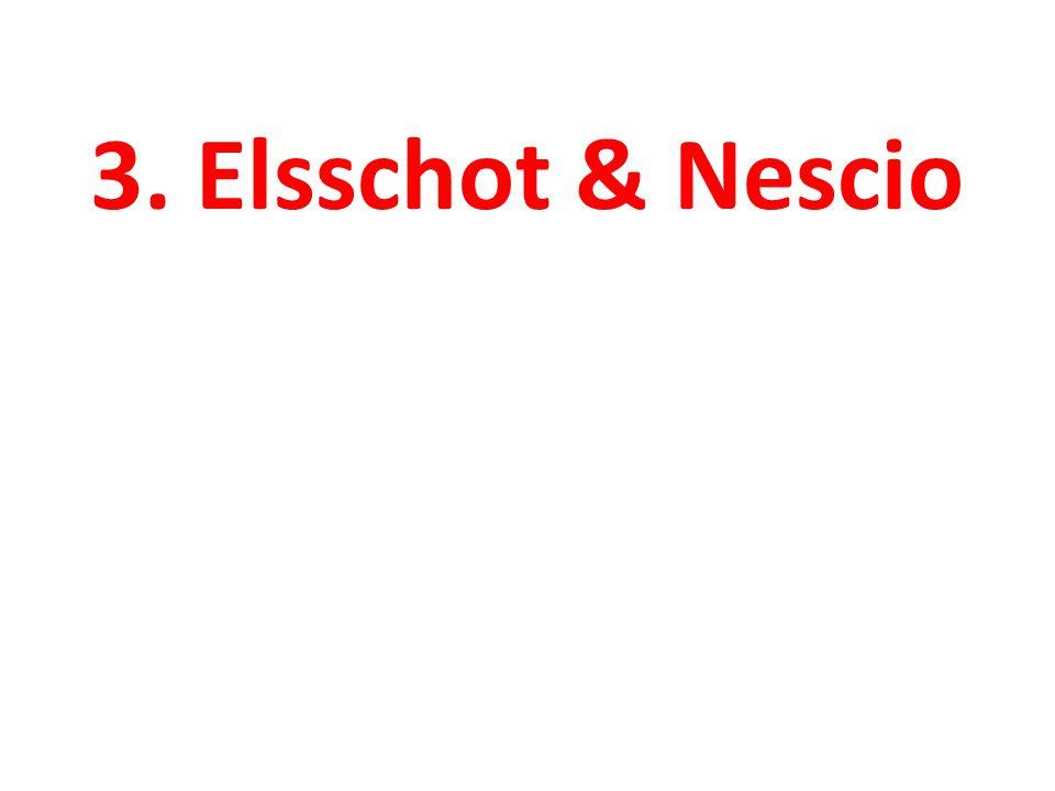 3. Elsschot & Nescio