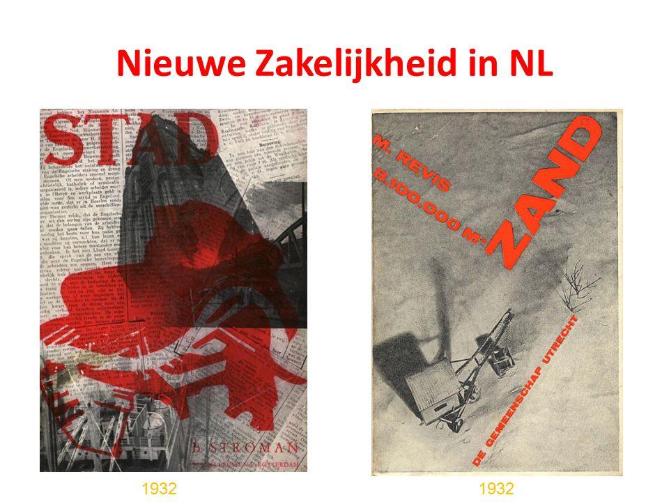 Nieuwe Zakelijkheid in NL