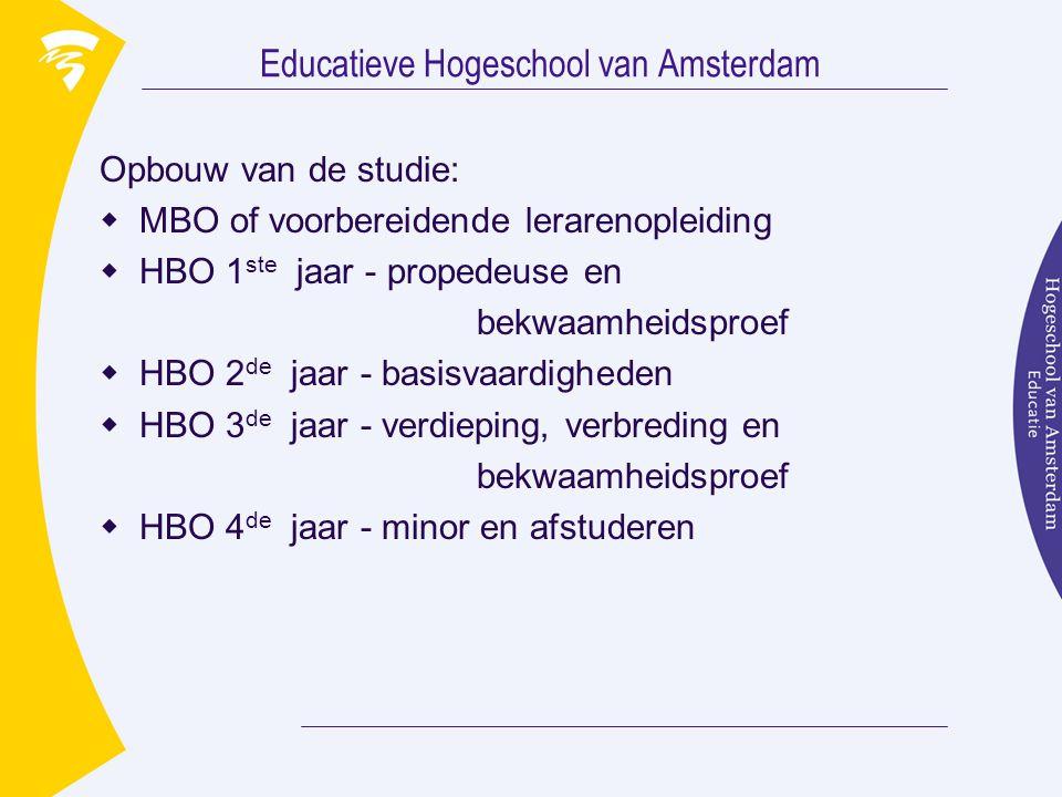 Educatieve Hogeschool van Amsterdam