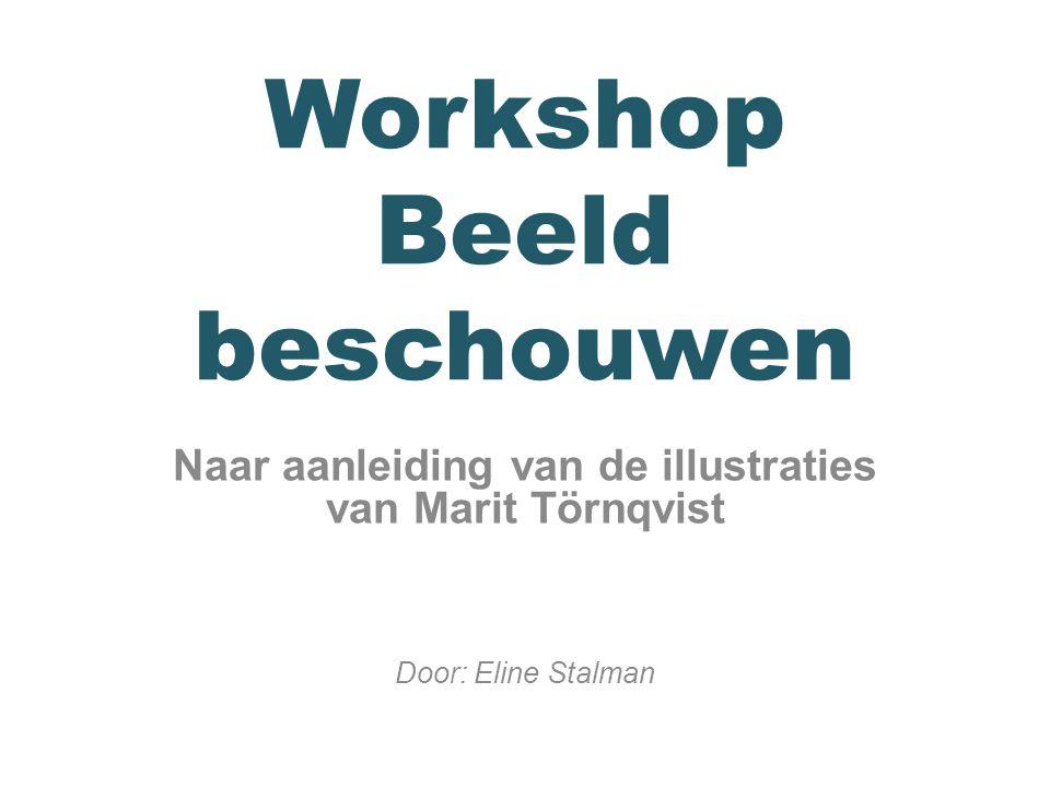 Workshop Beeld beschouwen