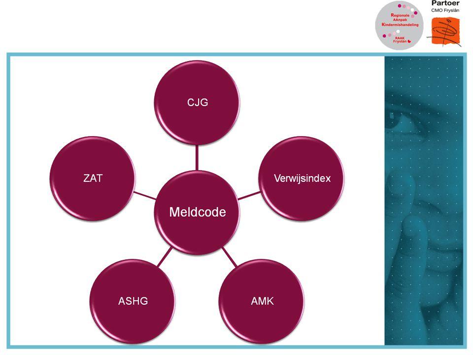 Meldcode CJG Verwijsindex AMK SHG ZAT