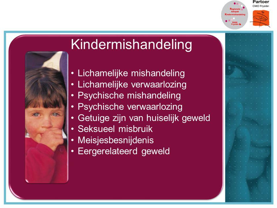 Kindermishandeling Lichamelijke mishandeling