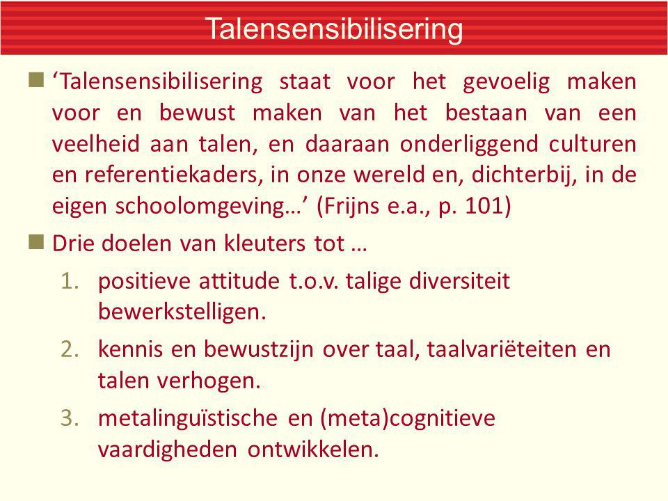 Talensensibilisering
