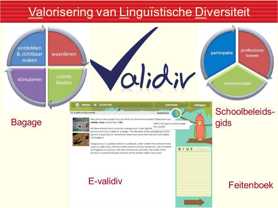 Valorisering van Linguïstische Diversiteit