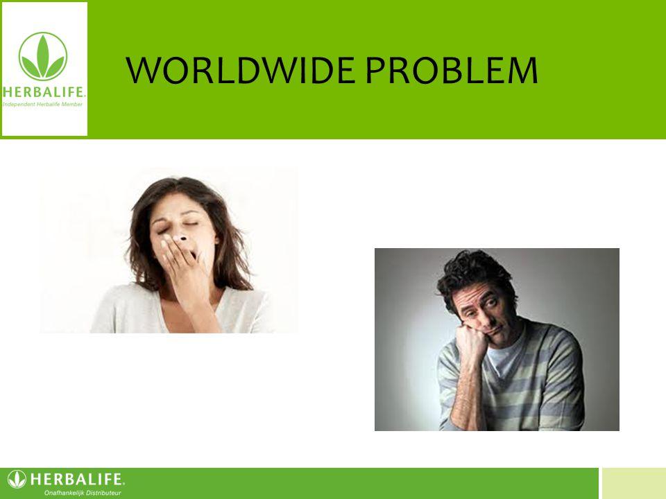 WORLDWIDE PROBLEM