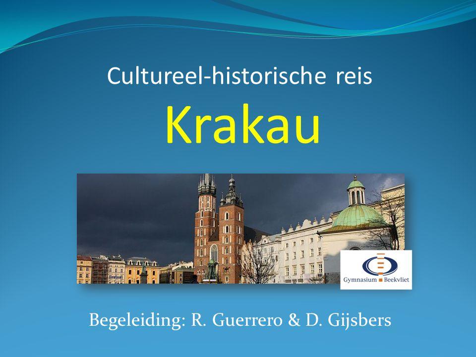 Cultureel-historische reis Krakau