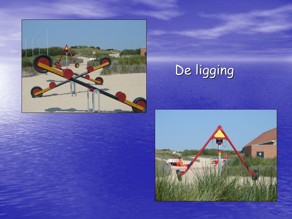De ligging Welkom in een prachtig verblijfcentrum voor de jeugd, gelegen aan de kust op de grens tussen Oostende en Bredene.