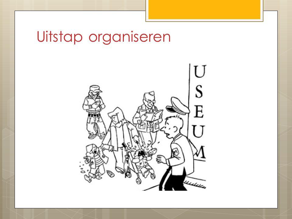 Uitstap organiseren