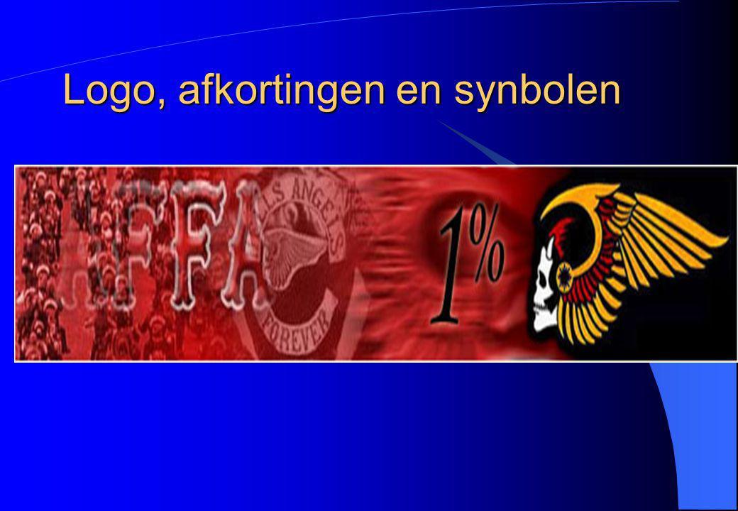 Logo, afkortingen en synbolen