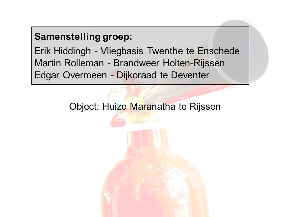 Object: Huize Maranatha te Rijssen