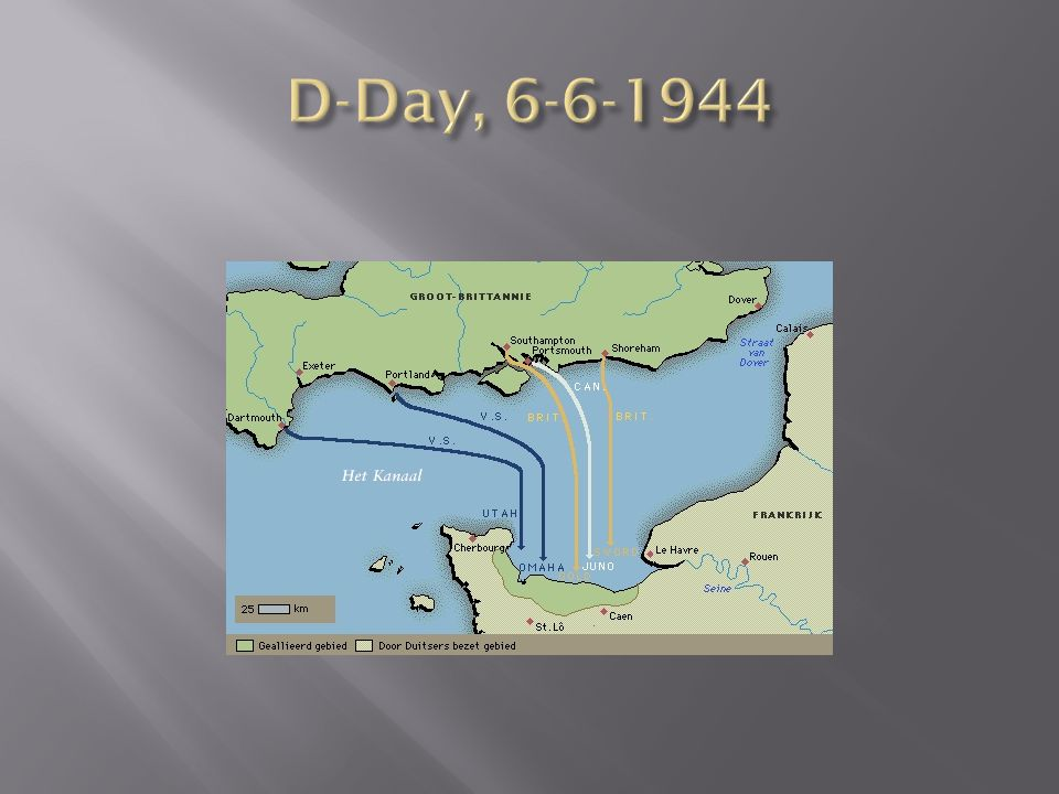 D-Day, 6-6-1944