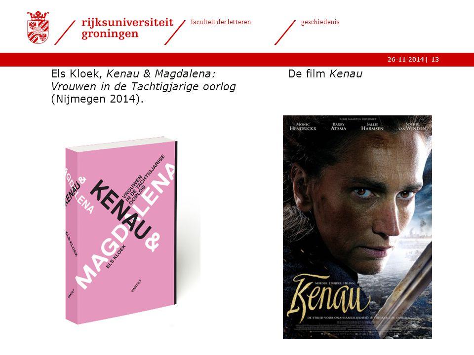 Els Kloek, Kenau & Magdalena: