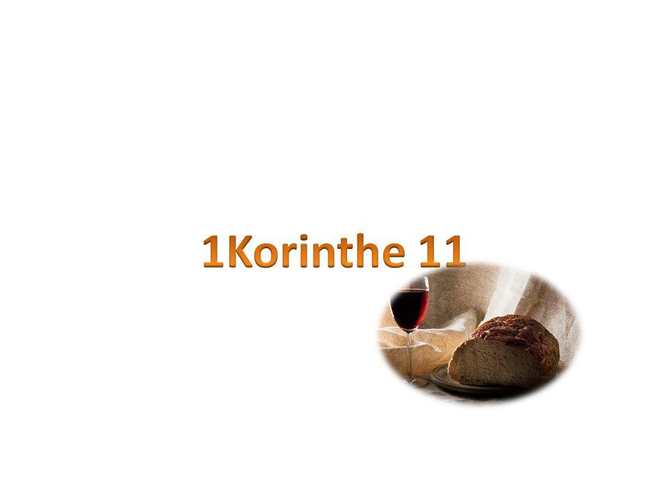 1Korinthe 11