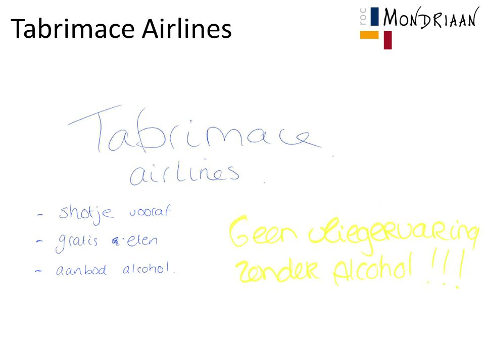 Tabrimace Airlines