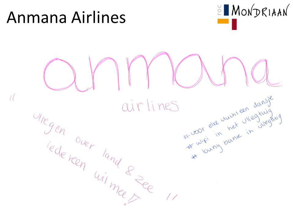 Anmana Airlines
