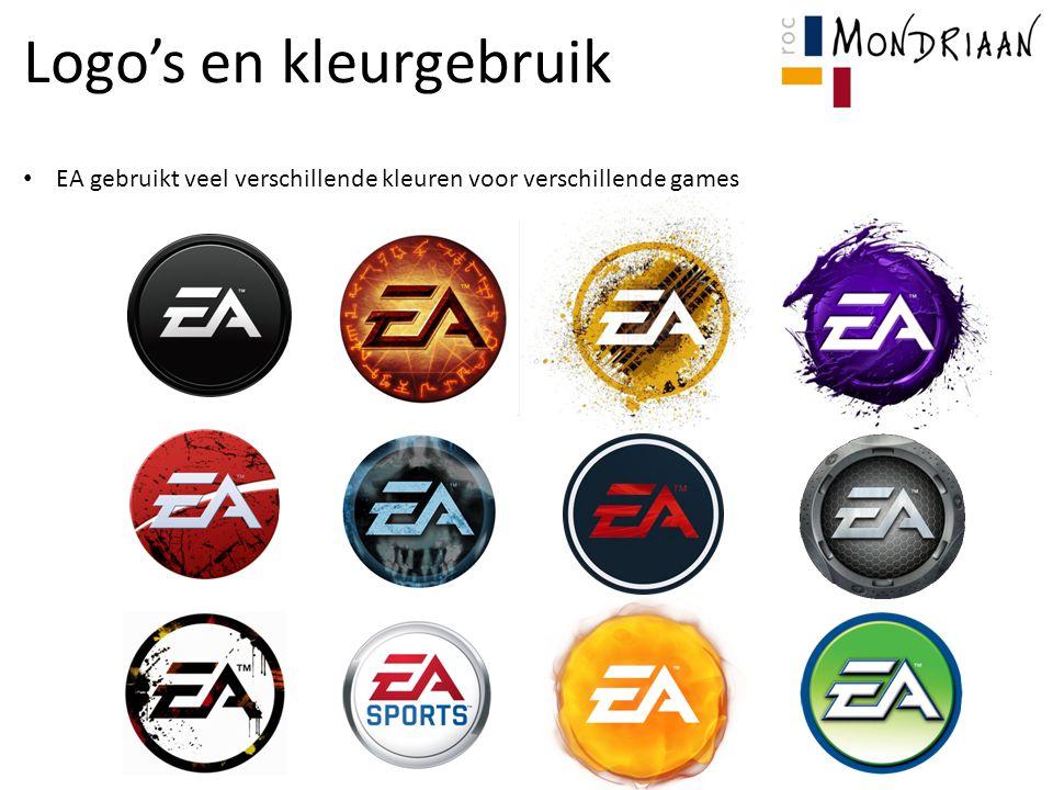 Logo's en kleurgebruik