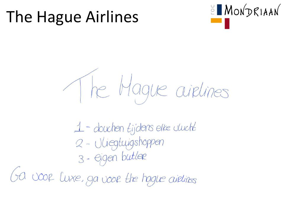 The Hague Airlines