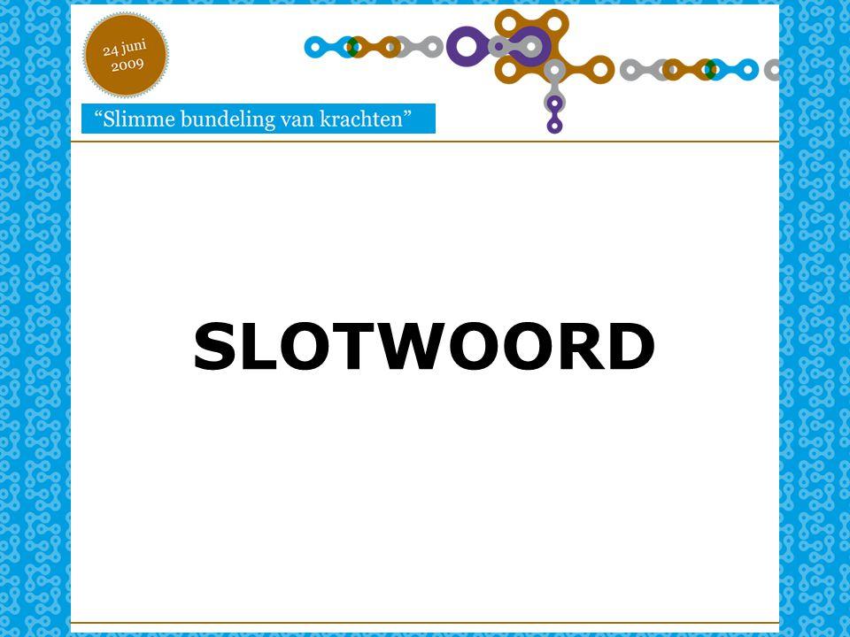 SLOTWOORD