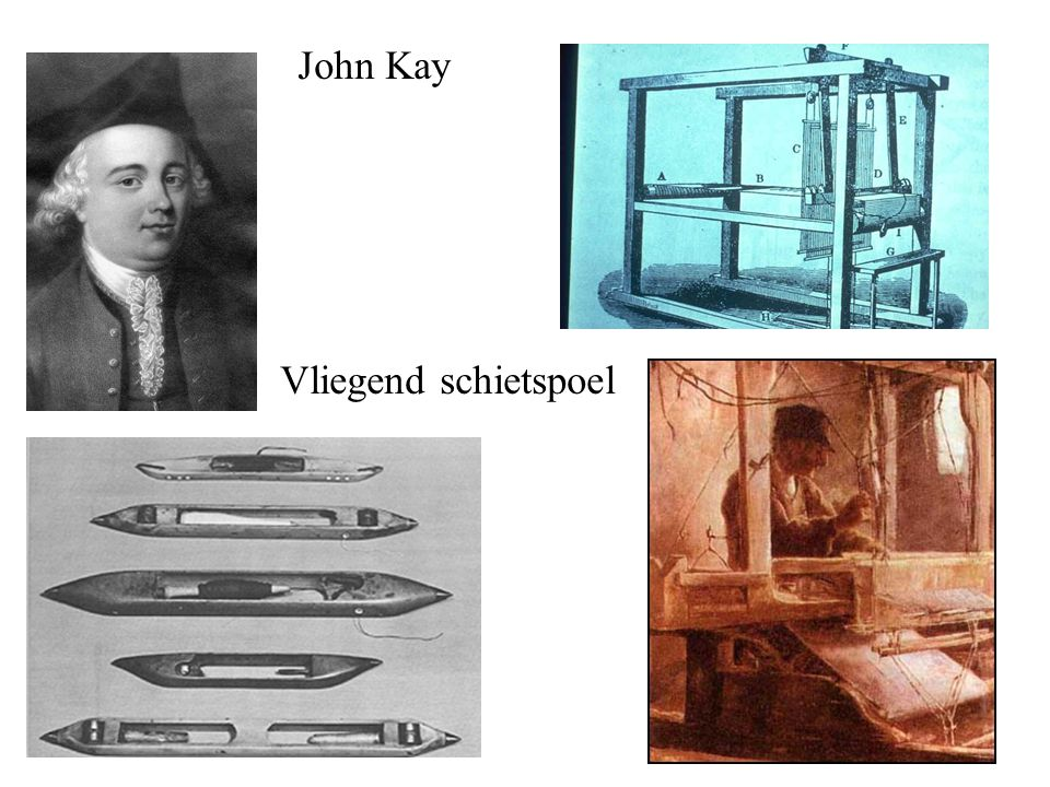 John Kay Vliegend schietspoel