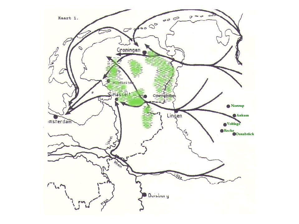 Hoe trokken de Hollandgänger naar Nederland