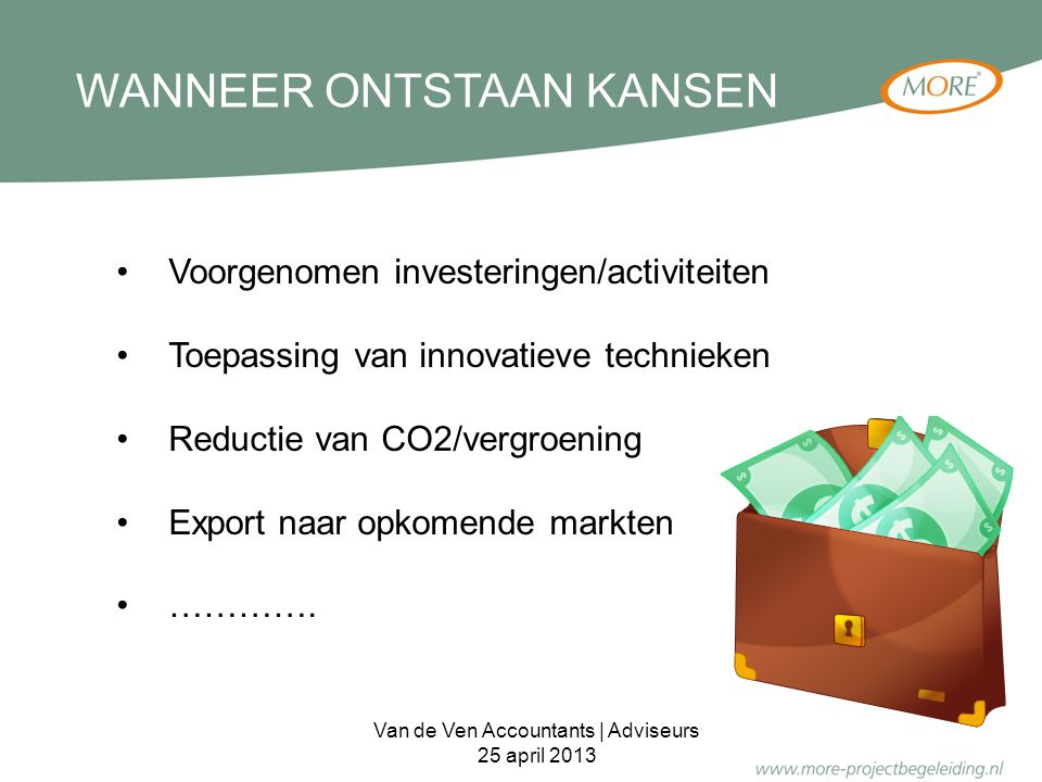 Van de Ven Accountants | Adviseurs