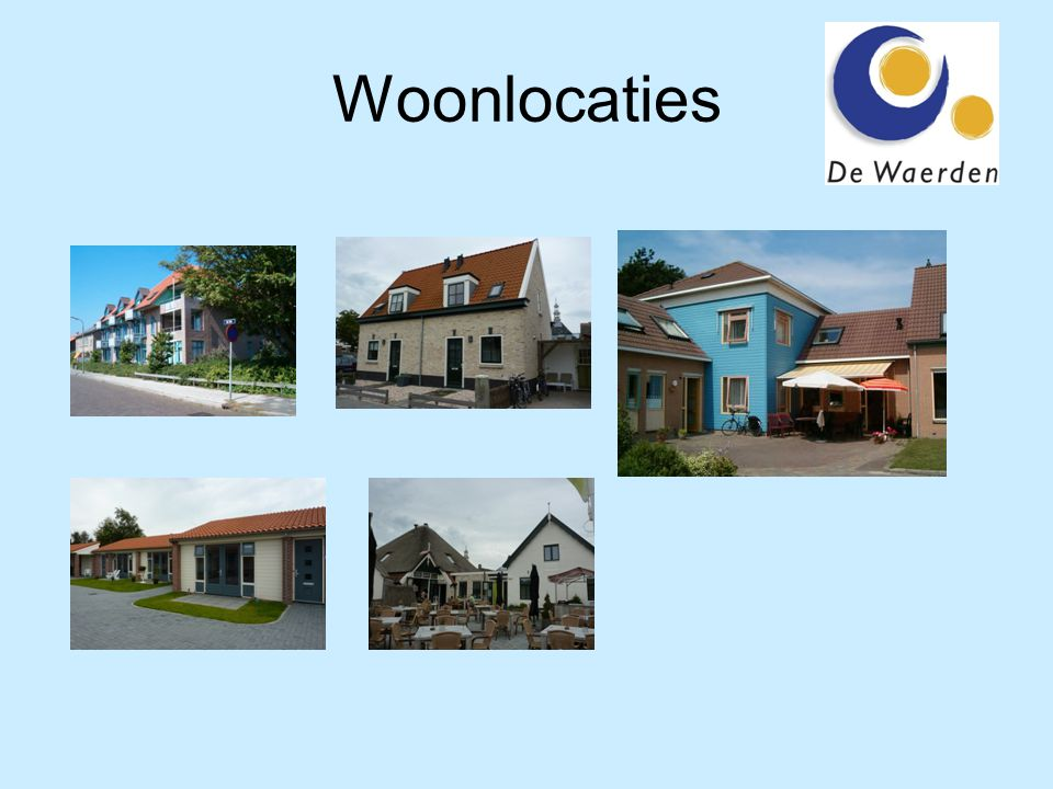Woonlocaties