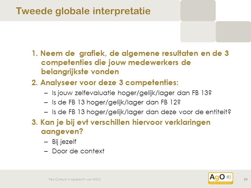 Tweede globale interpretatie