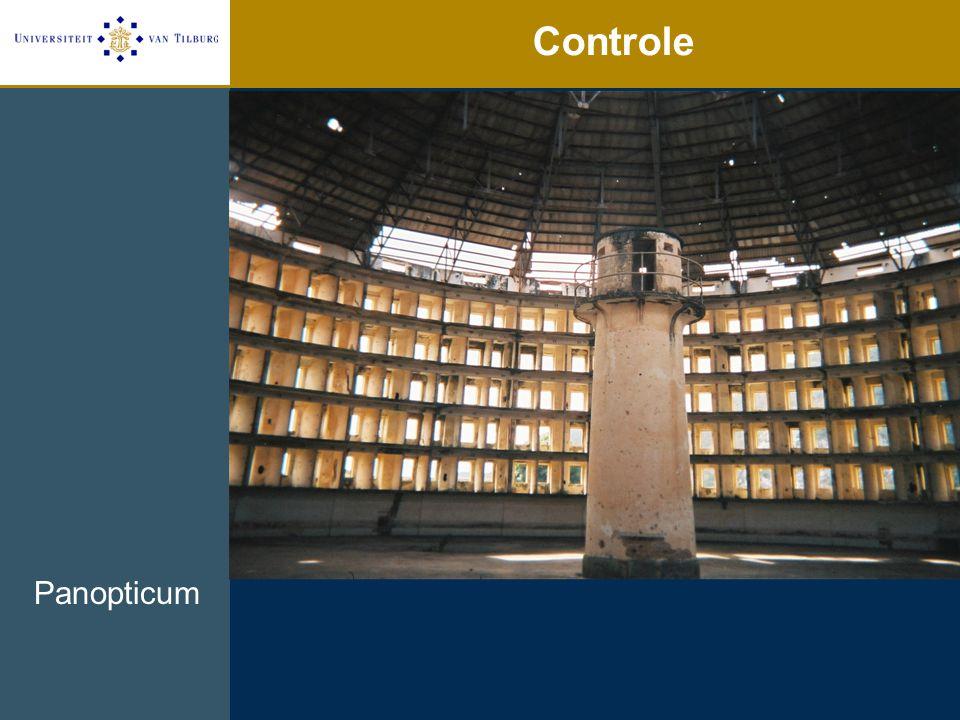 Controle Foucault – zie ook conferentie, cultureel cafe, festival, subsidiestelsel Panopticum