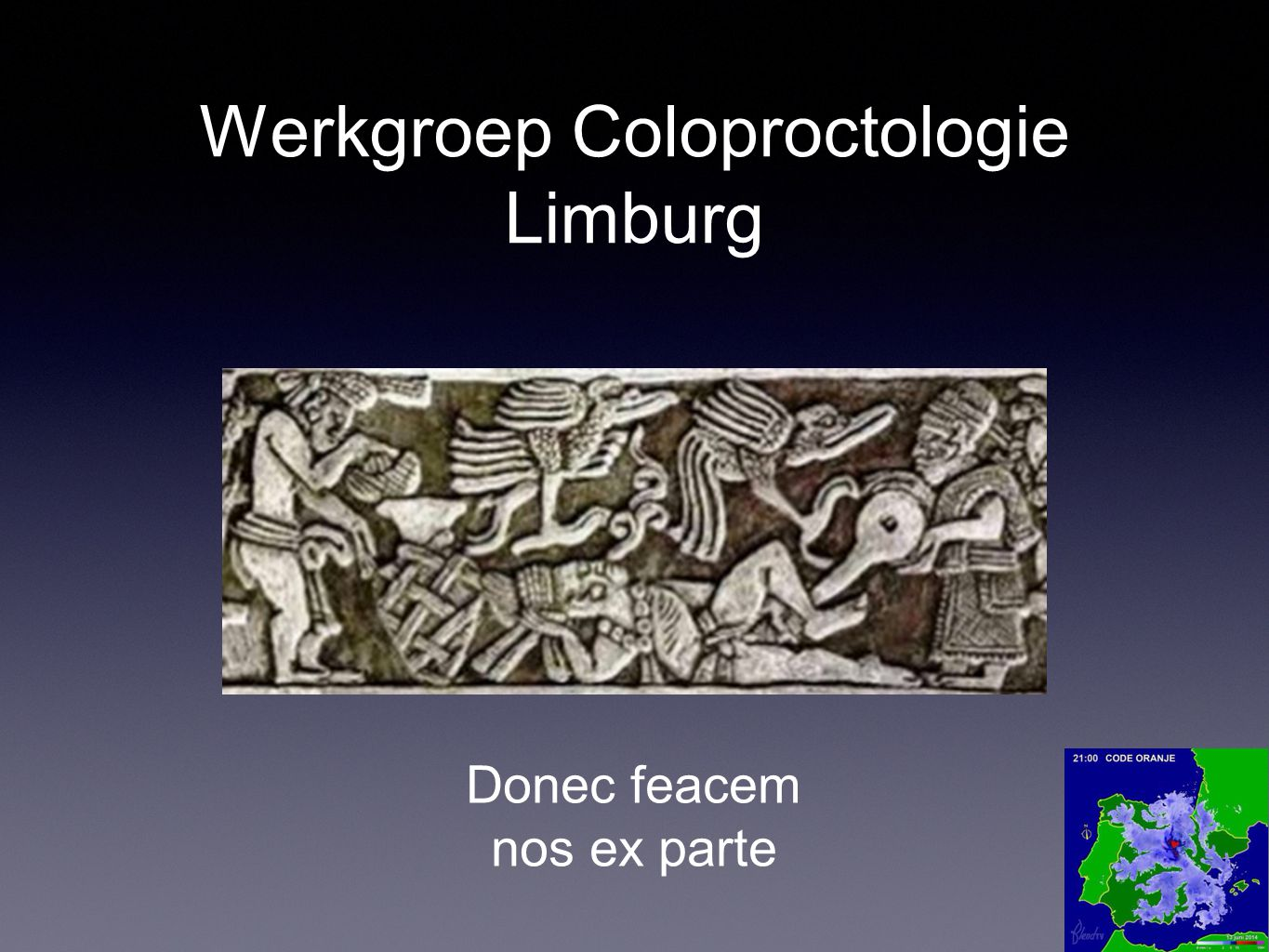 Werkgroep Coloproctologie Limburg
