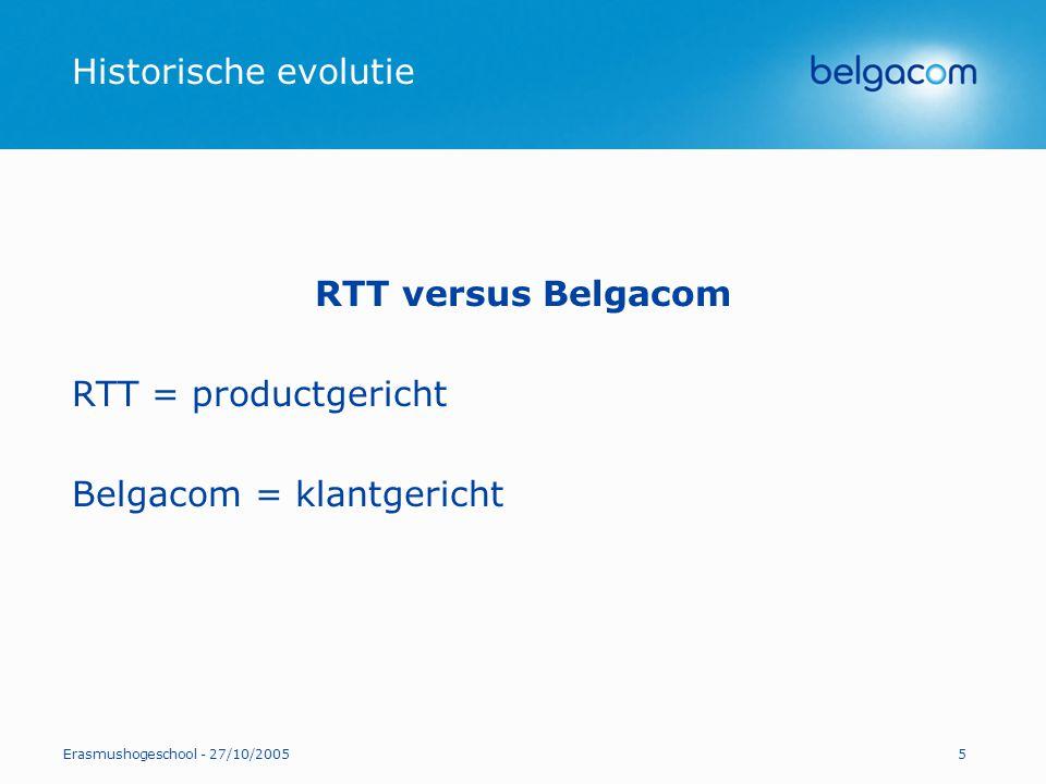 Belgacom = klantgericht