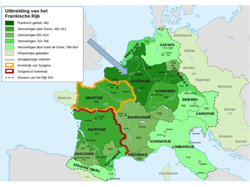 Het Frankische Rijk