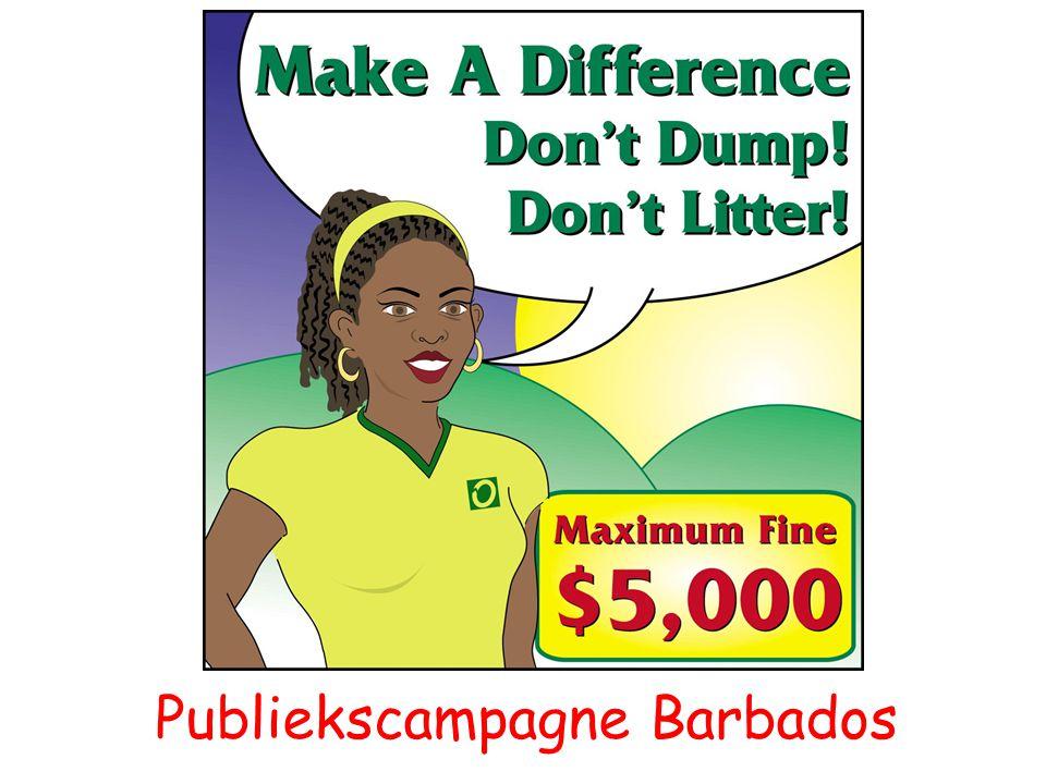 Publiekscampagne Barbados