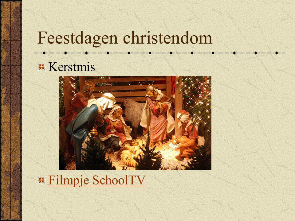 Feestdagen christendom
