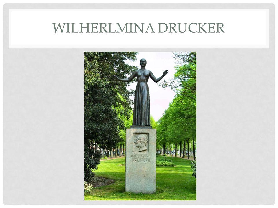 Wilherlmina Drucker