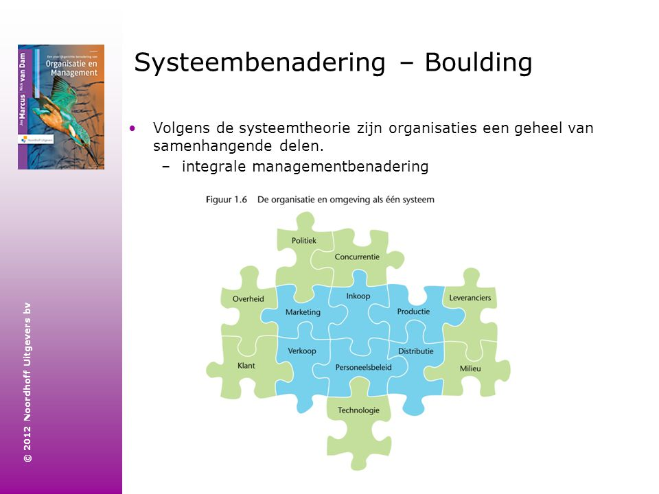 Systeembenadering – Boulding