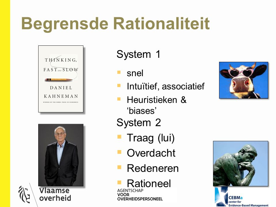 Begrensde Rationaliteit