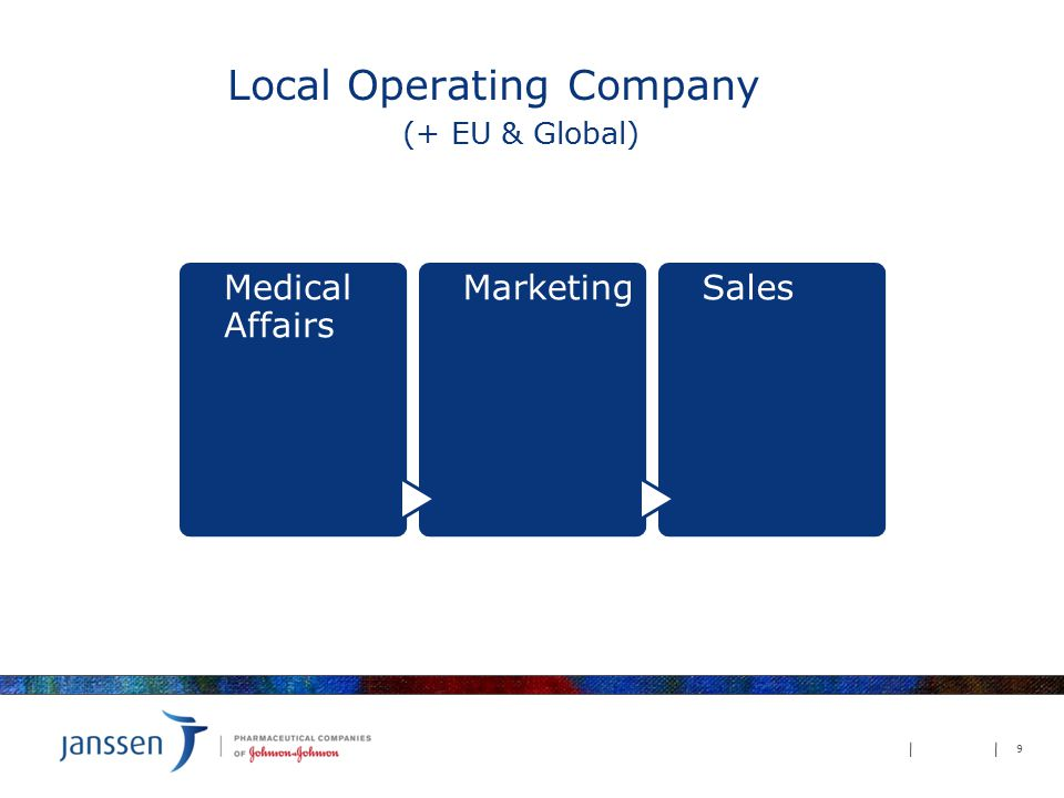 Local Operating Company (+ EU & Global)