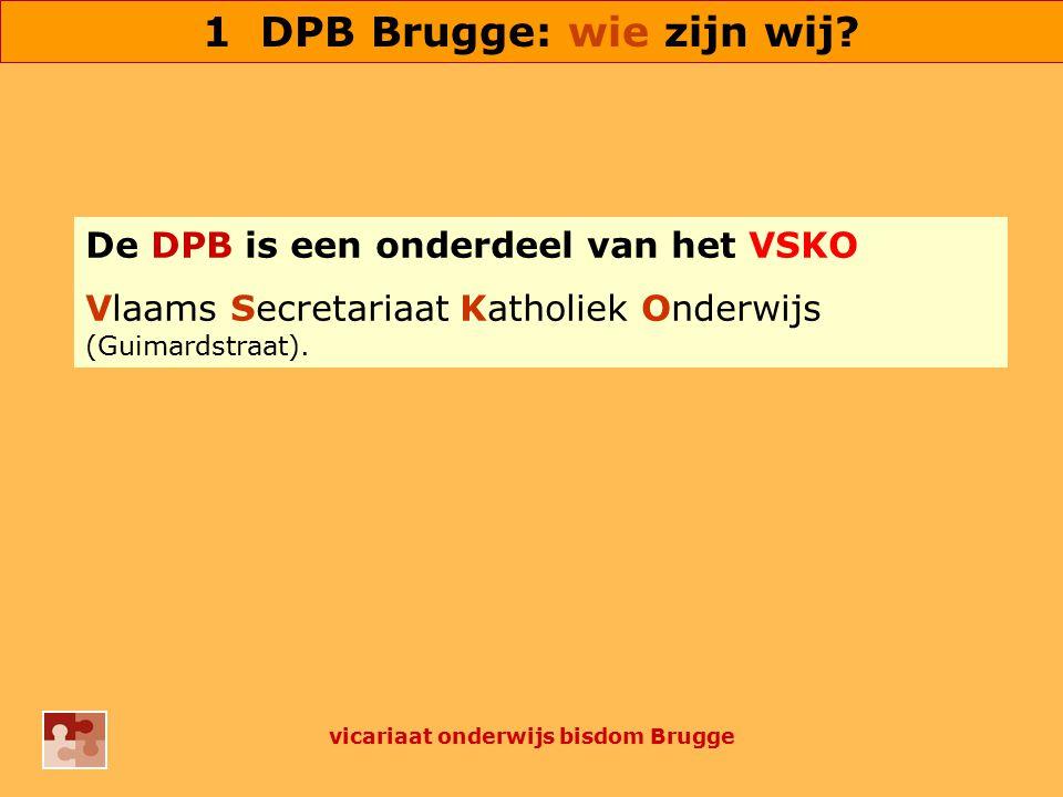 1 DPB Brugge: wie zijn wij