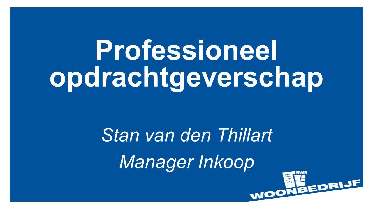 Professioneel opdrachtgeverschap