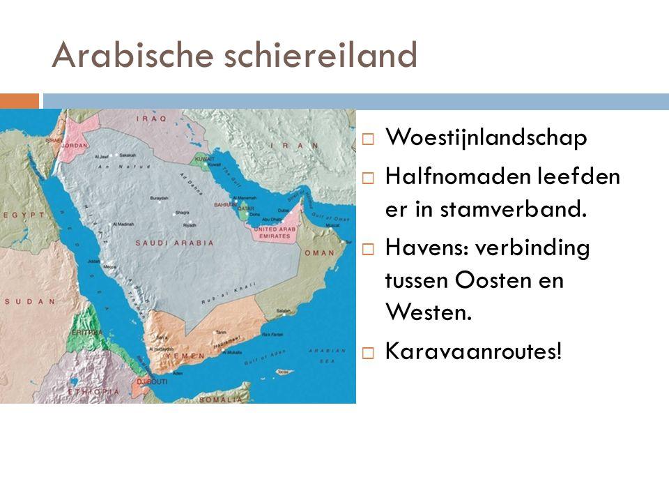 Arabische schiereiland