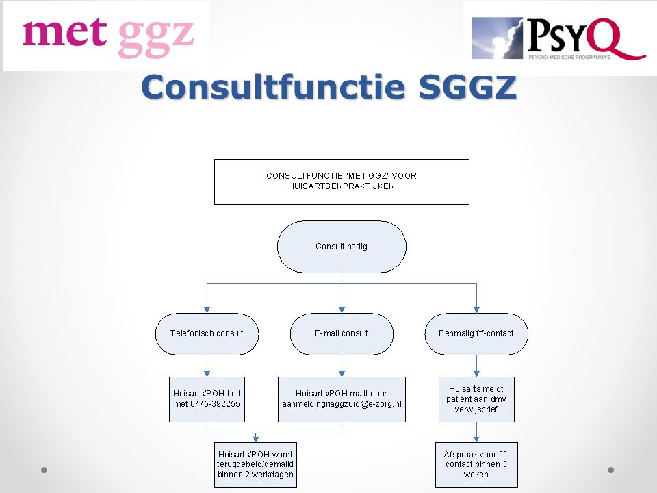 Consultfunctie SGGZ