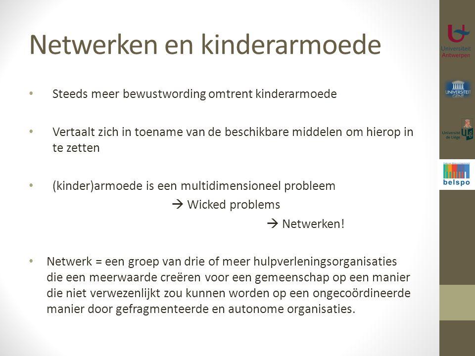 Netwerken en kinderarmoede