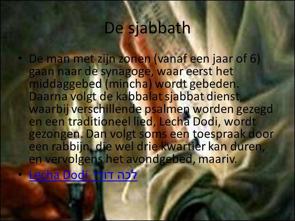 De sjabbath