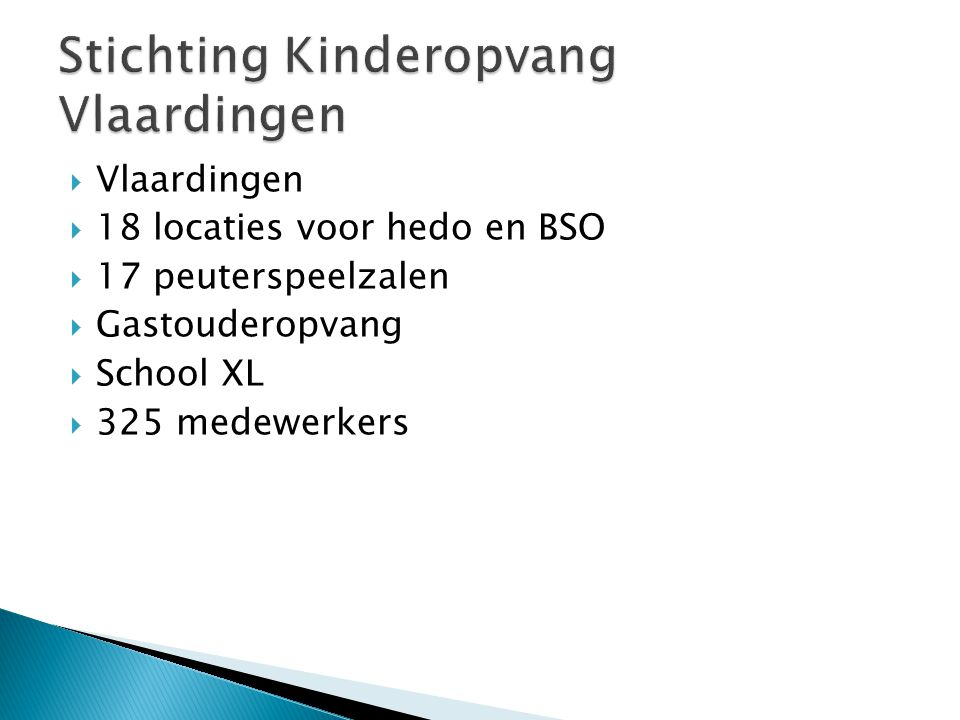Stichting Kinderopvang Vlaardingen