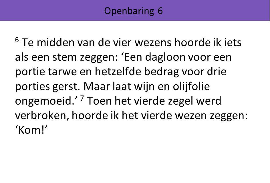 Openbaring 6